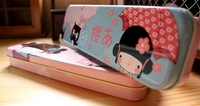 пенал Lovely Pencil box with metal material with