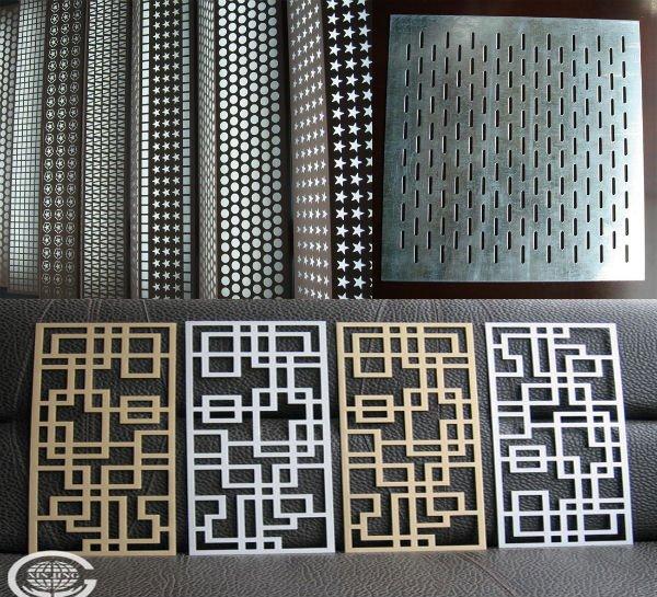 Metal interior decorative design material buy natural for Interior designs materials