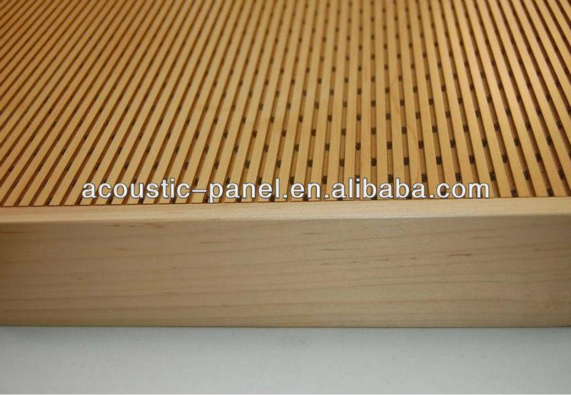 en bois perfor panneaux acoustiques mat riaux d 39 isolation. Black Bedroom Furniture Sets. Home Design Ideas