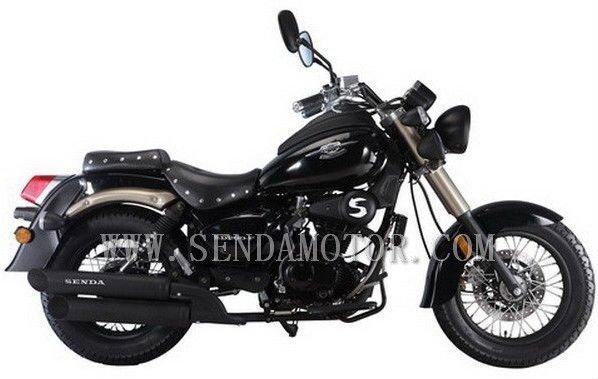 Best-selling 200cc chopper motorcycle