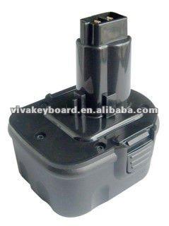 Replacement Power tools battery /tool battery/power battery for Dewalt 12V 2000mah/3000mah/3300mah