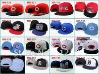 MB snapback колпаки Торонто Блю Джейс регулируемые шляпы Техас Рейнджерс snapbacks Вашингтон граждан