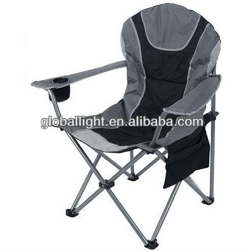 Xxl jumbo pliage chaise de plage chaise de camping for Relax plage pliante