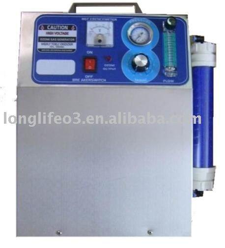 Waste water ozone generator,waste water degradation equipment 10grams/H air feeding  free shipping