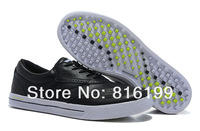 Free Shipping Hot Selling Men's Running Shoes Top Quality Outdoor Leather Shoes Popular Male Golf Shoes