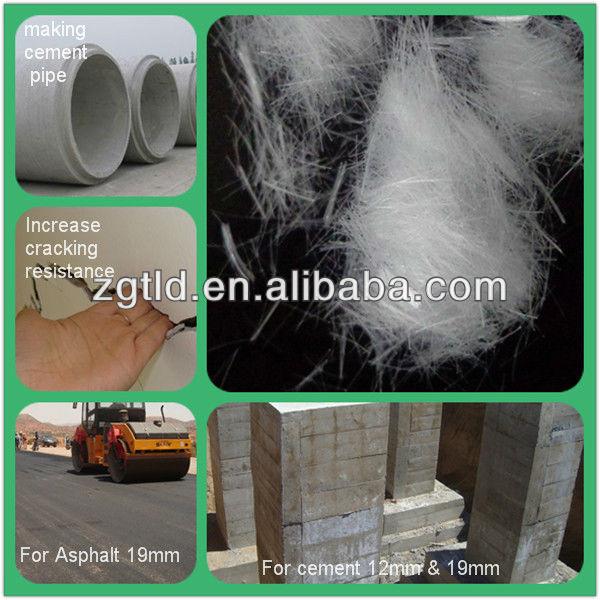highway asphalt special fiber