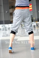 new summer Fashion  four pocket shorts,leisure loose men's  shorts ,freeshipping by China Post Air Mail,S-XXL,18