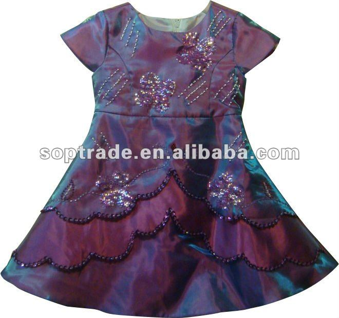 2013 new arrival children frocks designs