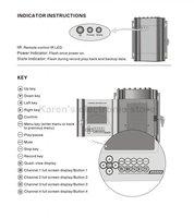 Автомобильный видеорегистратор h.264 4CH dvr.4CH ,   dvr,  VR8800N