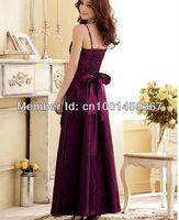 2013 Brand Women's Long Dress Club Party Prom Ball Doll Formal Grace Sweetheart Graduation Bridesmaid Dress Free Shipping  010