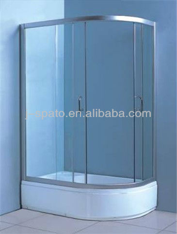 Hangzhou China Factory New Product Antique Furniture Bathroom Shower Enclosure Glass Cabin