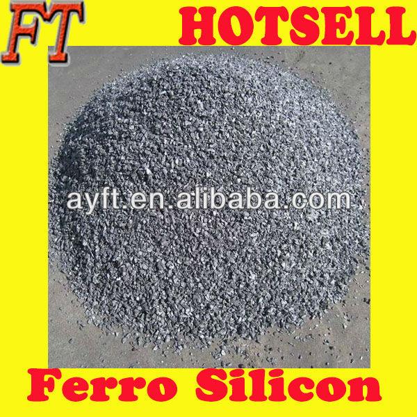 China Hotselling Ferro Silicon Briquette/ FeSi Briquette/ Ferrosilicon Briquette