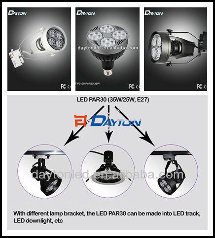 China supplier/ High quality OSRAM PAR30 LED lighting