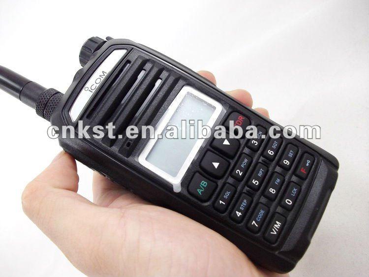 Dual Band Handheld Transceiver Handheld Icom Uv-v88 Dual Band