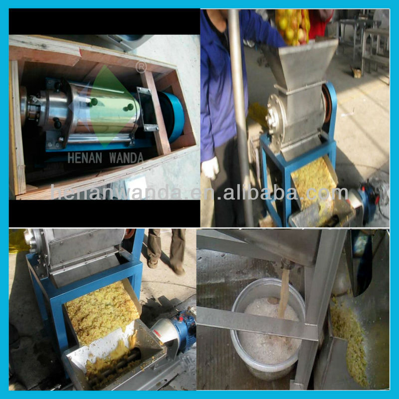 Factory direct sale automatic fruit juice extractor