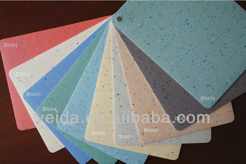 Veida commercial pvc plastic flooring