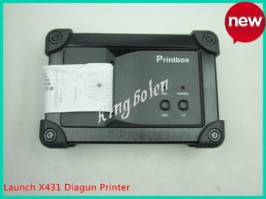 Printer Launch X431 Diagun with Stable Functions