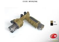 Подствольный оружейный фонарь Element M910A Tactics before the grip flashlight-Black/sand color