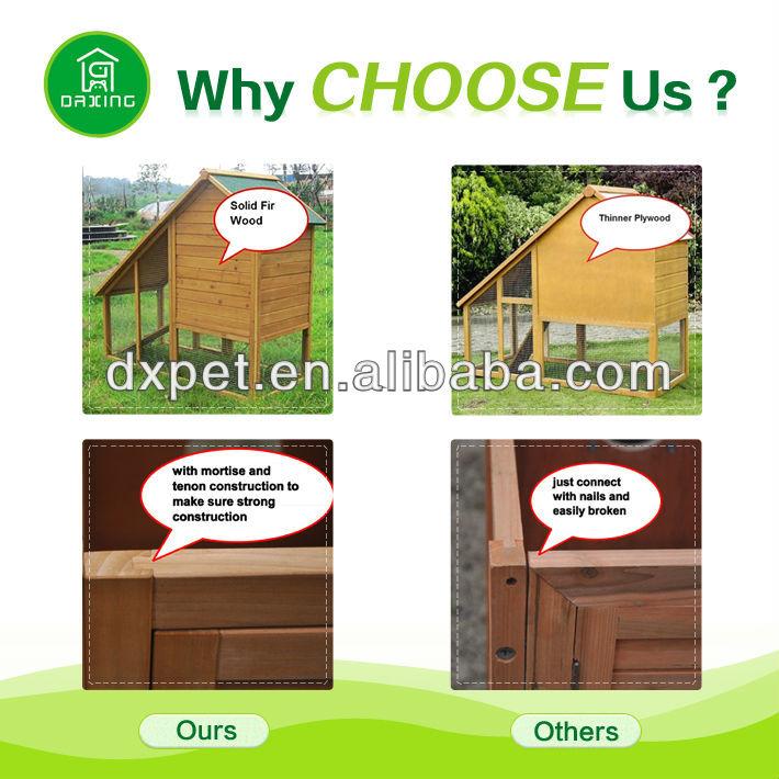 Wooden Large Dog Crates (BV SGS TUV FSC)