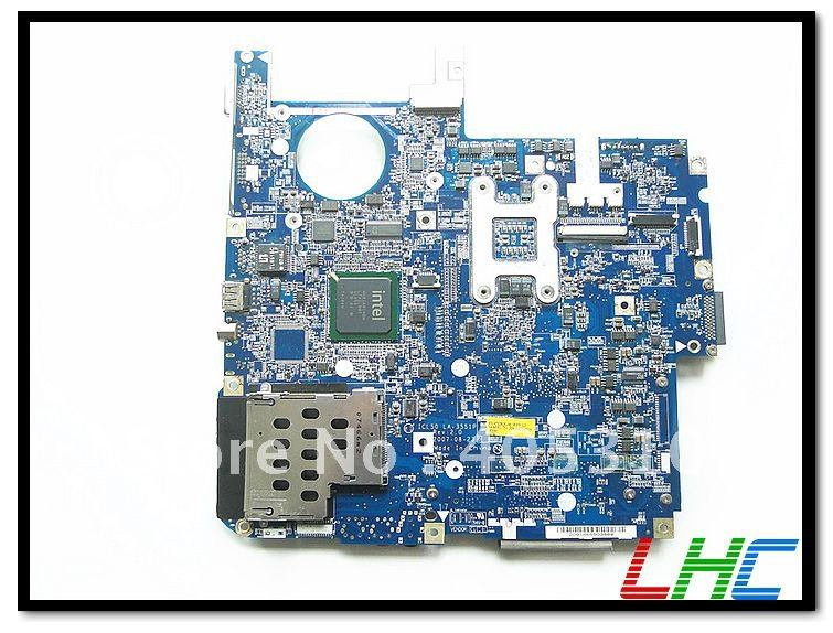 Laptop Motherboard for Acer Aspire 5715Z MB.ALD02.001 (MBALD02001) ICL50 L07 LA-3551P 100% Test good