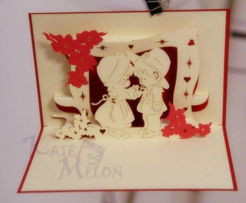 Cartas de amor creativas y originales hechas a mano - Imagui
