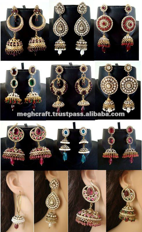 Wholesale indian jewelry - imitation jewellery - one gram jewellery - antique indian bangles - lakh bangles