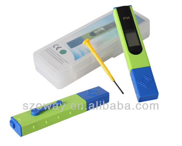 Best sale pen type waterproof ph meter
