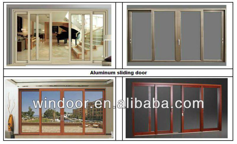 puerta de aluminio puertas correderas de aluminio exterior puerta corredera
