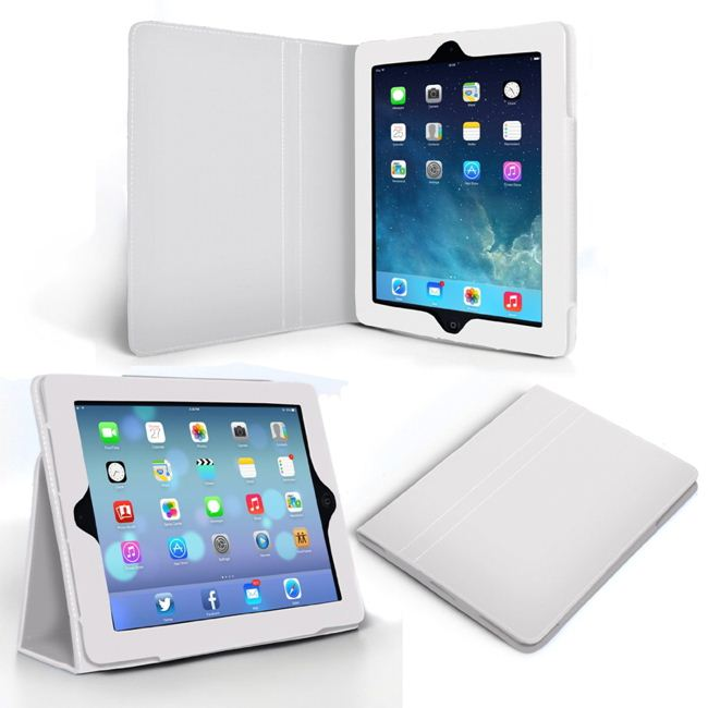 C&T pu leather case for ipad 5