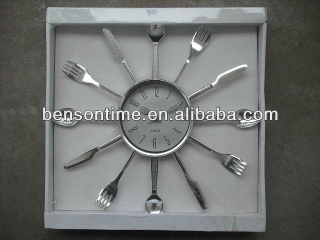 decorative kitchen clock, wall clock