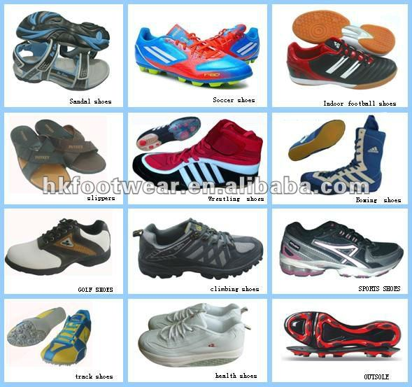 2013 Promotion lower price PU sport running shoes from men brand