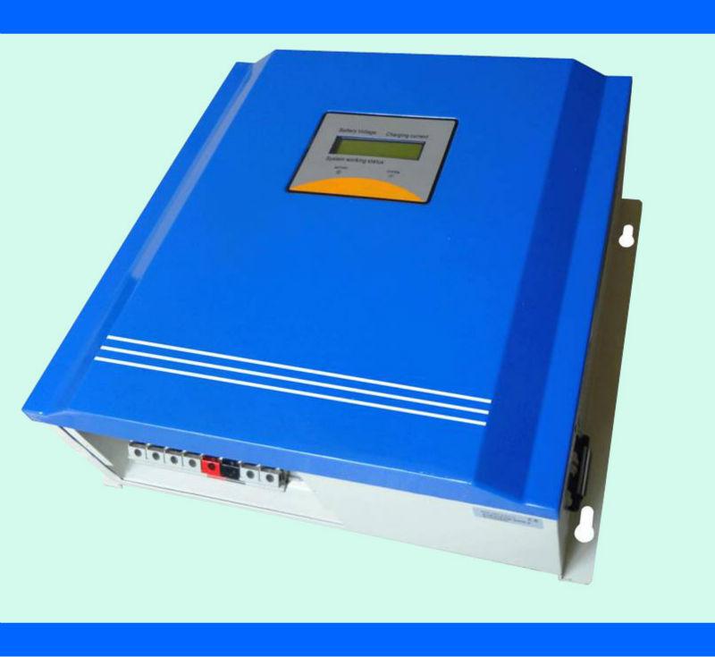 1000W 2000W 3000W 4000W 5000W 10KW Wind Solar Hybrid Charge Controller PWM