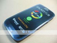 Мобильный телефон 1GRAM 4GBROM MTK6577 Mobile phone 4.8-inch I9300 S3 dual core 1.2GB 3G android smartphone 1:1