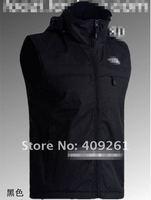 new   Original  Keep warm. Extension.+hood  Man.vest .t -shirt