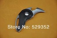 TRUEUTILITY Portable Multi Folding Knife keychain Mini fruit knife Pocket Knife 420 stainless steel
