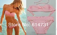 праздник моды бренда женщина сексуальное бикини с pad Купальники женские купальники пляжная