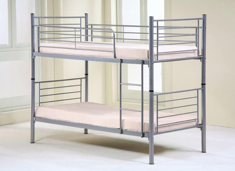 heavy duty steel bunk beds 2
