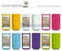Чехол для для мобильных телефонов 5pcs/lot iPhone 4 4S Creative 3D
