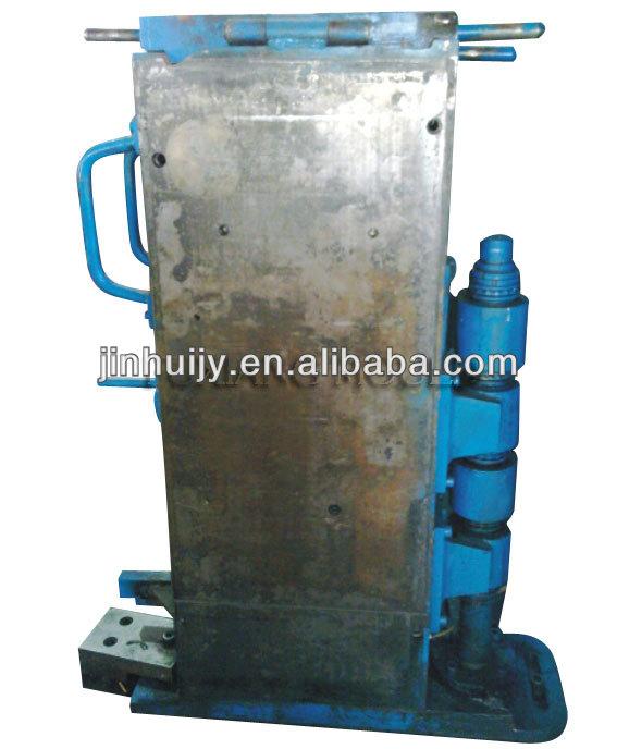 PVC rain boot machine