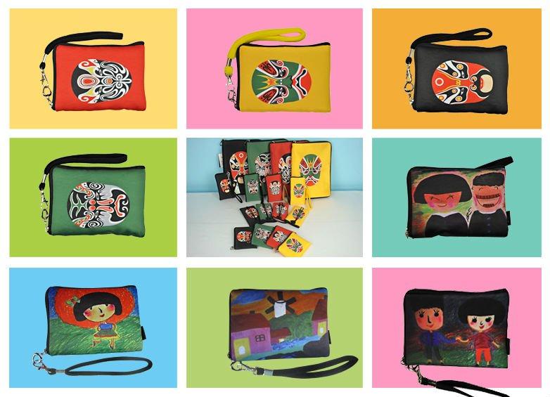 JSMART digital printing sublimation photo bags customized camera bag