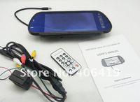 Система помощи при парковке 7 inch rearview car monitor with MP5 hot sale