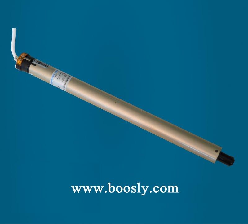 remote control motorized tubular blind motor