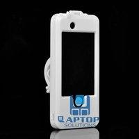 Чехол для для мобильных телефонов New White Bike Bicycle Mount Holder Stand Tough Waterproof Case For iPhone 4 4S