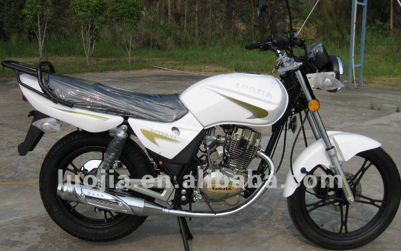 LUOJIA MOTORCYCLE STREETBIKE LJ125-11E motorcycle