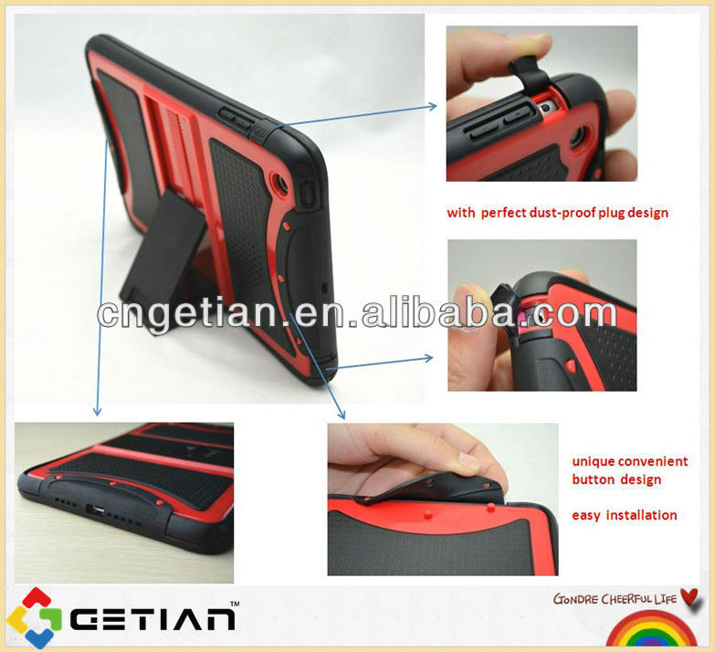 2013 new cover case for ipad mini,hot selling for ipad mini bags from guangzhou