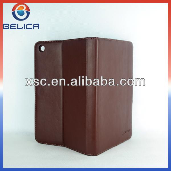Hot!!! protective PU leather + TPU covers case for ipad
