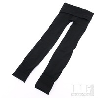 Free shipping Women Legging Tights Warm Stretch Winter Pants sock Stockings Black 3pcs/lot