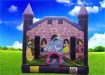 bouncy castle GK-CA60  factory price,wholesale/retail