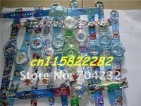 Наручные часы Mixed small style lovely cartoon watch Children watch kids watch Japan movement 500pcs/lot