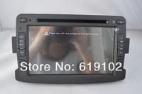Автомобильный DVD плеер Special car radio for Renault Duster with GPS navigation radio USB SD